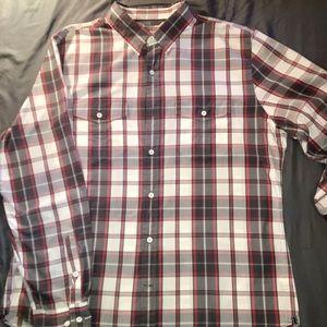 Men's Express casual button up shirt size XL